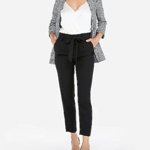 Express high rise ankle dress pants size 00R